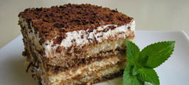 Tiramisù -Pick-me-up