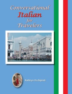 Textbook in Conversational Italian for Travelers series