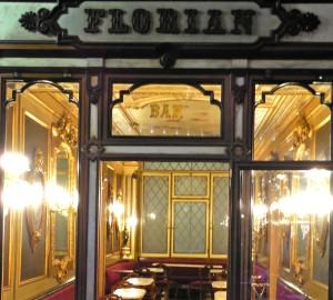 Florian Bar in Venice