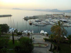 Historic Villa Igea Hotel, Palermo Sicily