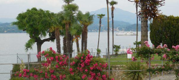 Ferragosto at Lago Maggiore Lungomare