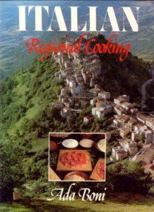 Italian Regional Cooking by Ada Boni