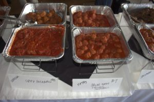 CIAP Mom's Best Italian Meatballs