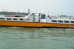 Venice baot: Alilaguna