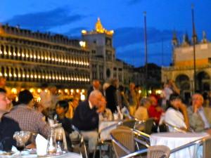 Piazza San Marco Florian Bar